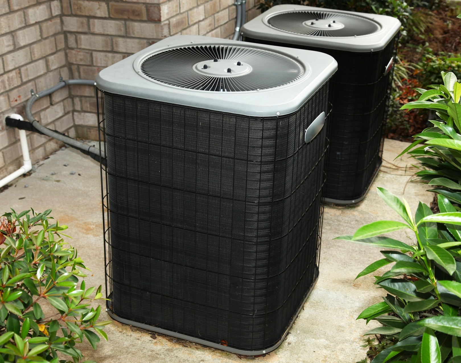 ductless AC vs. central AC unit