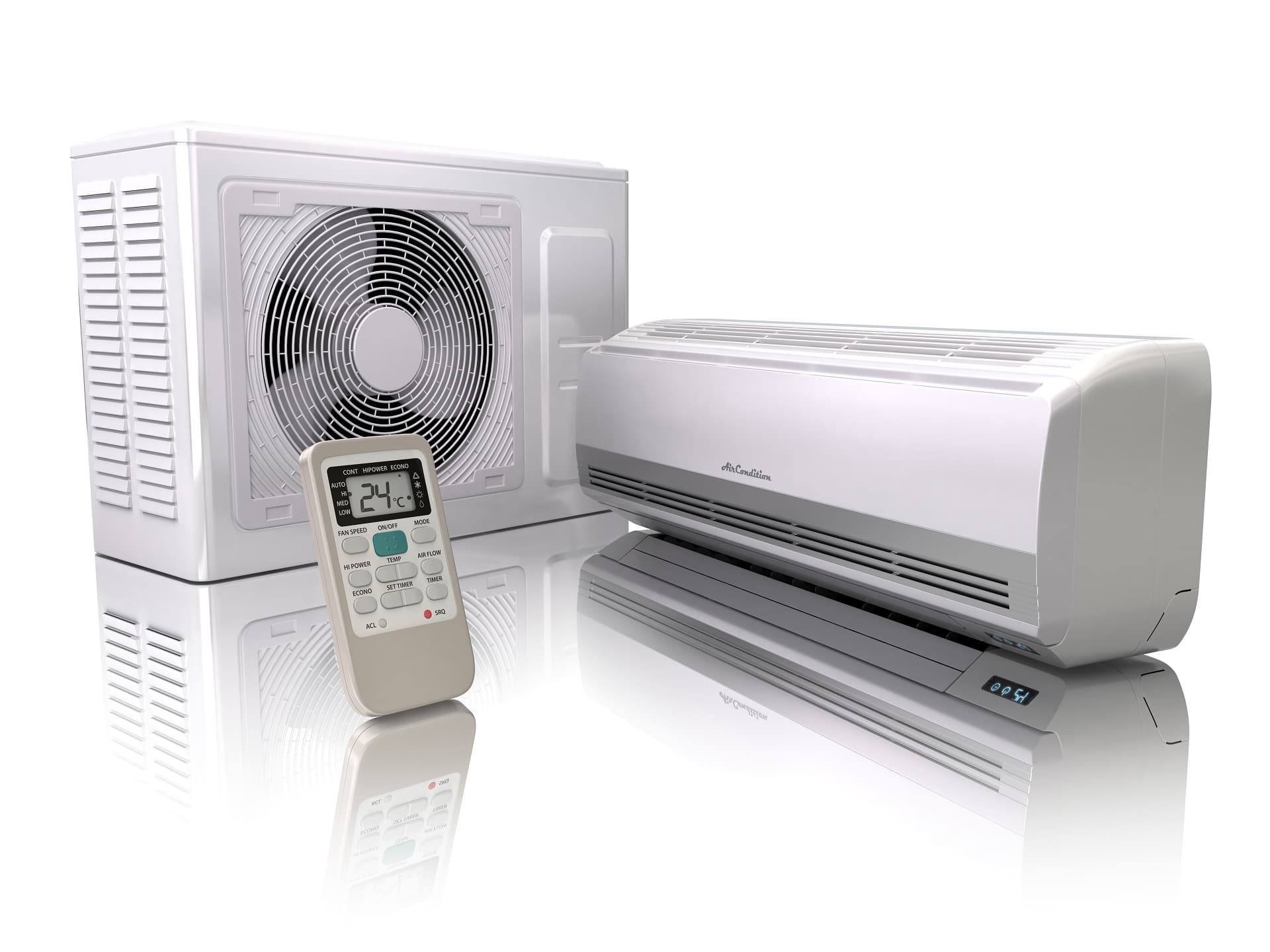 package unit and split system air conditioner