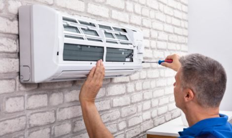 AC unit stops working
