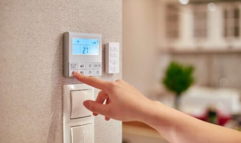 thermostat saves money